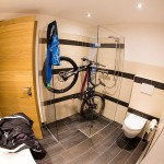 Badezimmer - Bikehotel Willingen