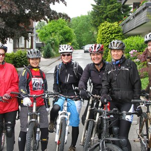 Mountain Bike Wochenende Willingen